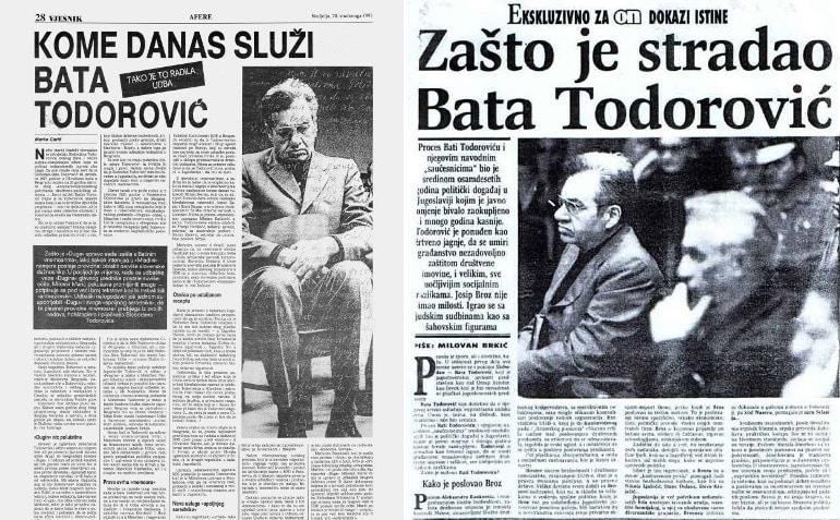 Др Срђан Цветковић: Од 1944. године, ако не и много раније, код нас је партија све 3