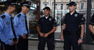 Од данас су на улицама Београда и кинески полицајци 11