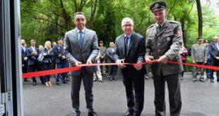 Влада Србије и НАТО отворили нове погоне у ТРЗ Kрагујевац 9