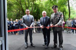 Влада Србије и НАТО отворили нове погоне у ТРЗ Kрагујевац