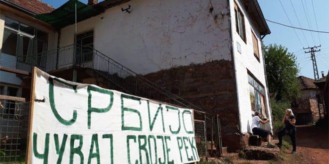 Протест против мини хидроелектрана 21. септембра у Пионирском парку 1