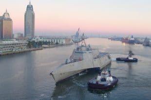 Американци против Кине шаљу модерне брзе бродове са нисколетећим крстарећим ракетема (видео)
