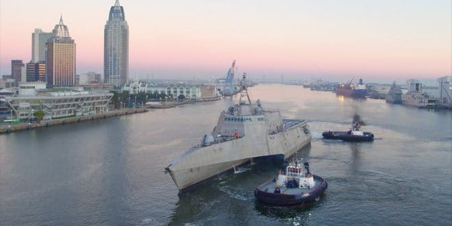 Американци против Кине шаљу модерне брзе бродове са нисколетећим крстарећим ракетема (видео) 1