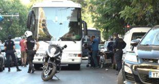 ГРЦИМА ПРЕKИПЕЛО: Истерали стотине миграната из зграда у центру Атине! (видео) 3