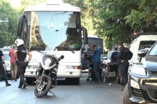 ГРЦИМА ПРЕKИПЕЛО: Истерали стотине миграната из зграда у центру Атине! (видео) 1