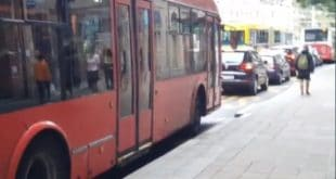 БРАВО ВЕСИЋУ, АЛ СИ ГА ОПРАВИО! Погледајте комплетан колапс саобраћаја у центру Београда (видео) 5