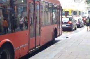 БРАВО ВЕСИЋУ, АЛ СИ ГА ОПРАВИО! Погледајте комплетан колапс саобраћаја у центру Београда (видео)