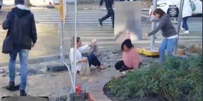 Потоп у центру Београда, због воде која се слива по околним улицама колапс у саобраћају (фото, видео)