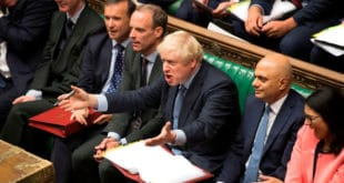 Џонсонов пораз: Британски парламент законом забранио Brexit без споразума са ЕУ 7