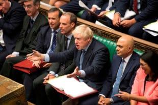 Џонсонов пораз: Британски парламент законом забранио Brexit без споразума са ЕУ