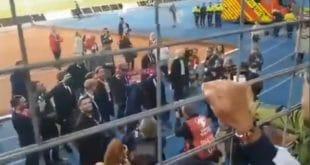Погледајте како је Брнабићка заиста дочекана на стадиону у Луксембургу (видео) 12