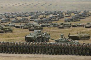 """""""Центар 2019"""" покренуо 128.000 војника 18"""