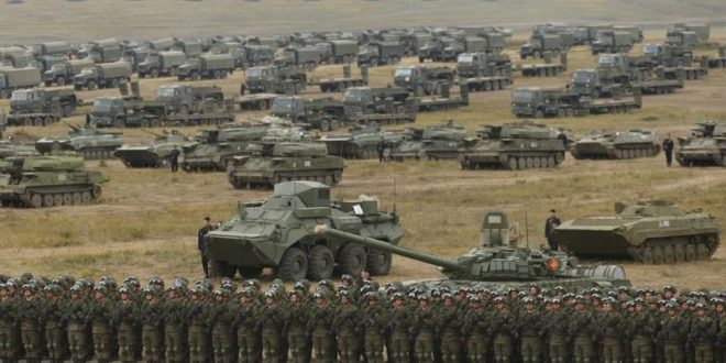 """""""Центар 2019"""" покренуо 128.000 војника 1"""