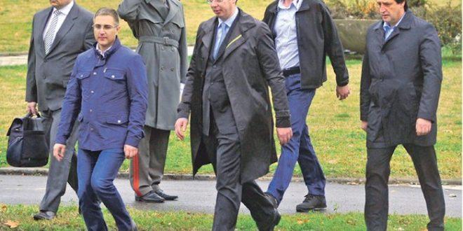 """Играју се делије (мафијаши) насред земље Србије, па организују и """"изборе"""": А онда ће делије, да ставе у ћелије"""
