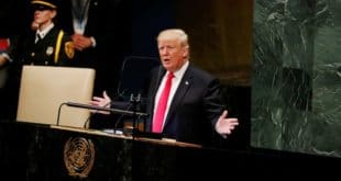 Трамп пред Генералном скупштином УН: Будућност припада патриотама, а не глобалистима 8