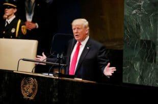 Трамп пред Генералном скупштином УН: Будућност припада патриотама, а не глобалистима