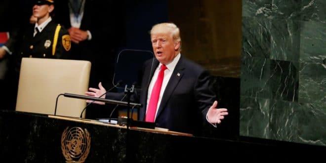 Трамп пред Генералном скупштином УН: Будућност припада патриотама, а не глобалистима 1