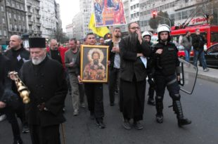 Монах Антоније ухапшен па пуштен, за њим била расписана потерница