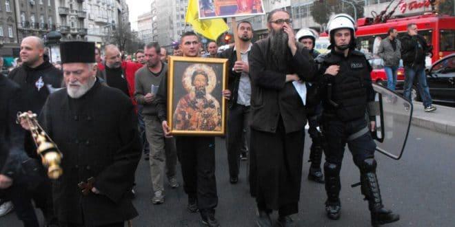 Монах Антоније ухапшен па пуштен, за њим била расписана потерница 1