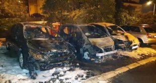 У Лазаревцу подметнуте експлозивне направе испод два аутомобила опозиционог активисте Александра Дражића 6