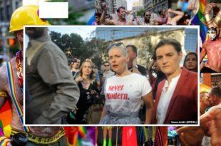 У чије име је Aна Брнабић подржала кандидатуру за организацију Еуропрајда у Београду? 2