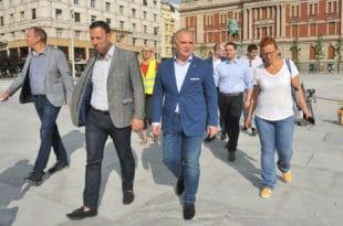 Одборничка група СзС тражи оставку Горана Весића и градског архитекете Марка Стојчића