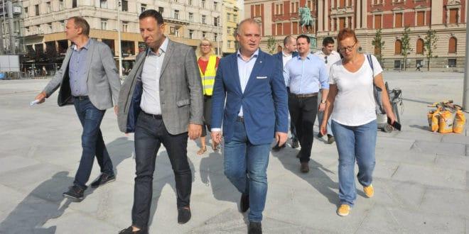 Одборничка група СзС тражи оставку Горана Весића и градског архитекете Марка Стојчића 1