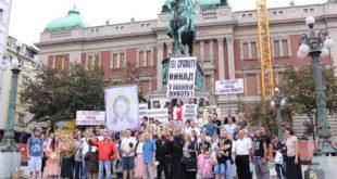 Београд: Протест против геј параде – недеља 15. септембар!