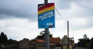 МЕРКЕЛ КАПУТ! АфД развалио режимске странке на изборима у источној Немачкој 6
