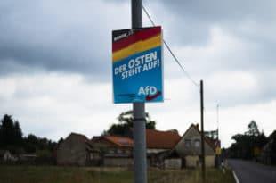 МЕРКЕЛ КАПУТ! АфД развалио режимске странке на изборима у источној Немачкој