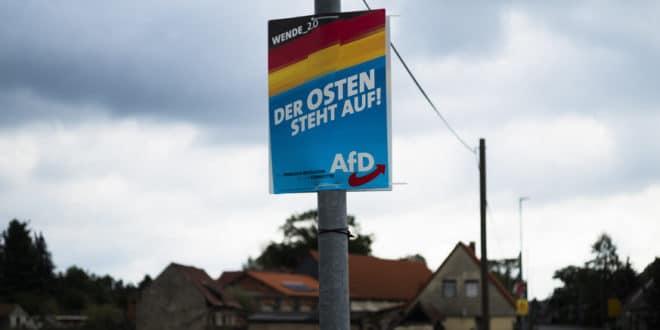 МЕРКЕЛ КАПУТ! АфД развалио режимске странке на изборима у источној Немачкој 1