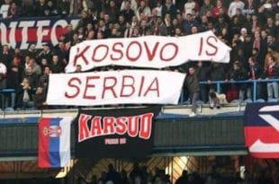 """Приштина: Ухапшени Чеси због дрона са натписом """"Косово је Србија"""""""