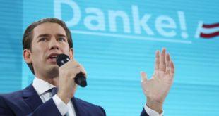 """Курц после изборне победе: """"У Немачкој је ђаволски тешка економска ситуација"""" 14"""