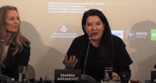 НАРОД ПЛАЋА ПРОМОЦИЈУ САТАНИЗМА: За изложбу Марине Абрамовић влада дала пола милиона евра 3