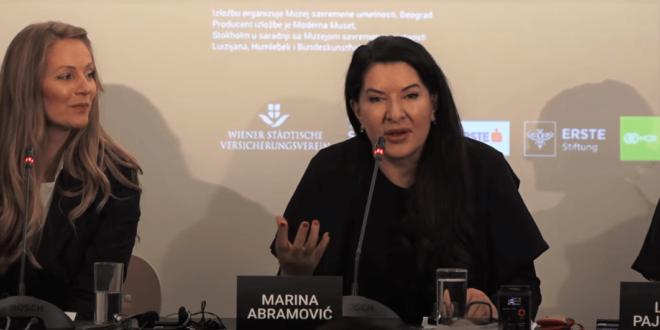 НАРОД ПЛАЋА ПРОМОЦИЈУ САТАНИЗМА: За изложбу Марине Абрамовић влада дала пола милиона евра