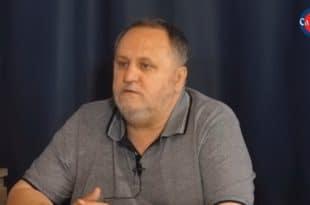 Милован Бркић - Вучићев картел тргује оружијем, отворићу сва тајна досијеа! (видео)