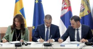 Потпис за успостављање националног криминалистичко-обавештајног система стављају два фалсификатора 10