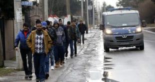 ЧЕТНИЦИ: Држава да заштити српску децу од мигрантског насиља или ћемо ми то да решимо! 5