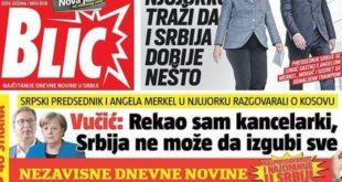 Блиц и Информер отворено ЛАЖУ српску јавност фалсификујући новинске извештаје!