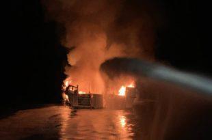 Пожар на броду испред обала Калифорније – 34 мртва