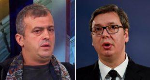 Сергеј Трифуновић је Вучићева дворска луда којој је задатак да разбије јединство опозиције 6