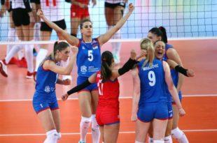 ЕВРОПСКЕ ШАМПИОНКЕ! Србија је одбранила европску титулу