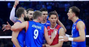 ЕП за одбојкаше: Одбојкаши Србије победили Словенију са 3:1 и постали шампиони Европе (видео) 3