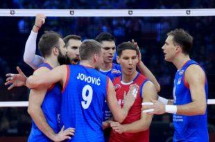 ЕП за одбојкаше: Одбојкаши Србије победили Словенију са 3:1 и постали шампиони Европе (видео)