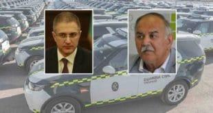 """Фирма """"ГИМ"""", у којој је ангажован отац Небојше Стефановића, набавља за МУП 49 џипова Ренџ ровер Дискавери, у вредности од 2,5 милиона 9"""