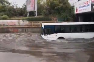 Потоп у Суботици, делови града у критичном стању (видео)