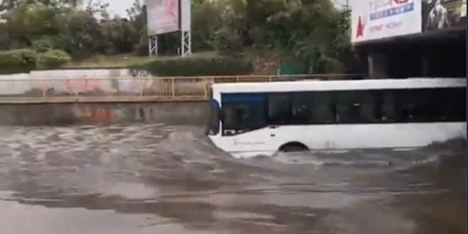 Потоп у Суботици, делови града у критичном стању (видео) 1