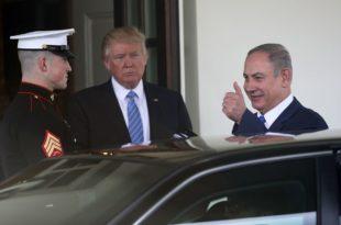 Израел прислушкивао Трампа у Белој кући