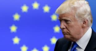 Трамп главобоља за Урсулу фон дер Лајен