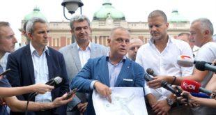 Весић је на Тргу Републике у Београду закопао 9,5 милиона евра 9